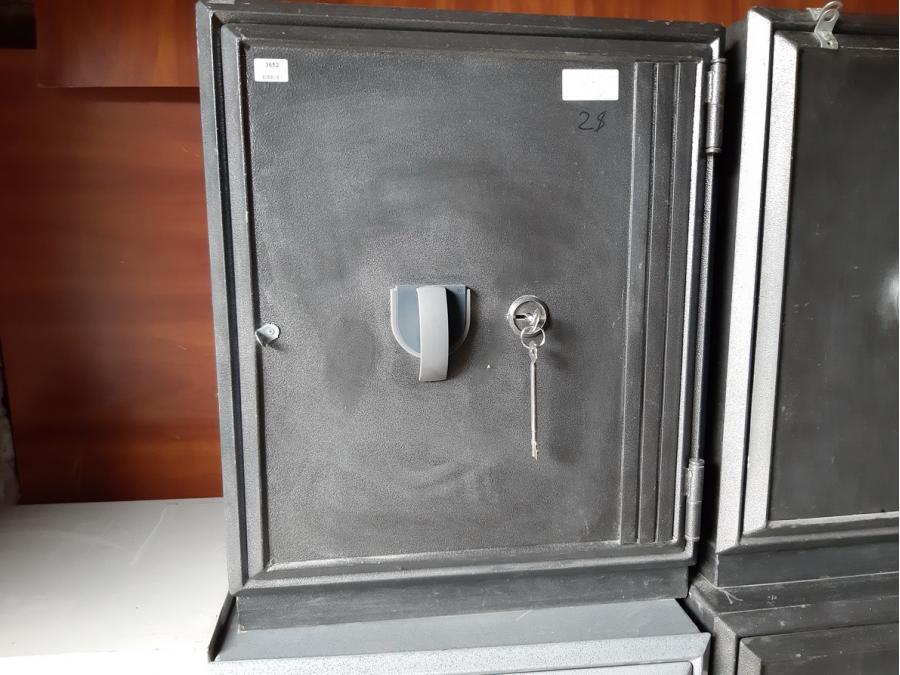 Сейф взломостойкий КРОСНА (класс III, вес 205 кг) б/у