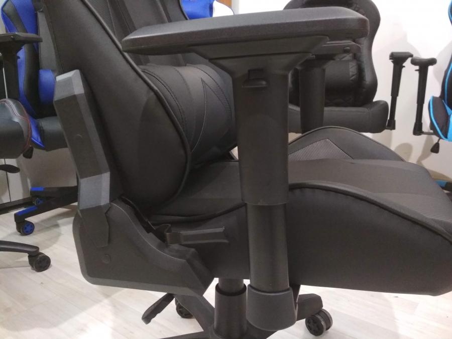 Кресло компьютерное геймерское VIVA 1315, кож.зам (НОВОЕ)