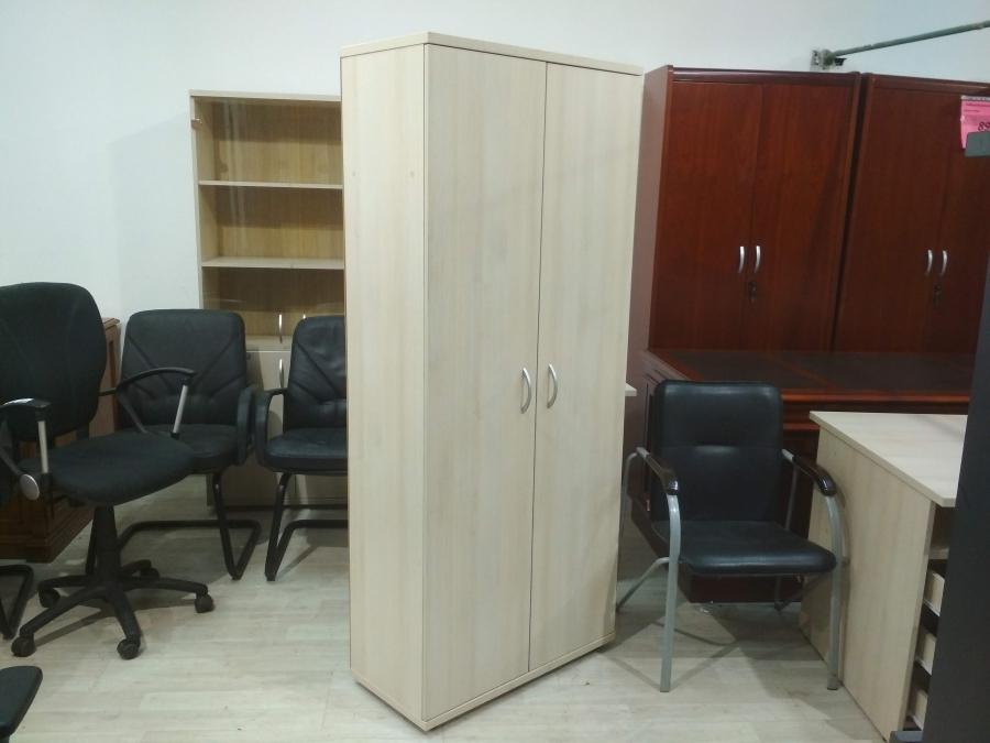 Шкаф для одежды ЛИДЕР (светлый дуб) НОВЫЙ!