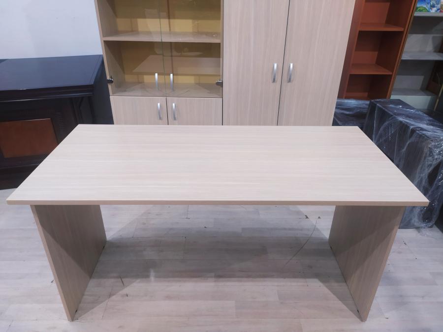 Стол письменный ЛИДЕР-150 (дуб феррара). Новый