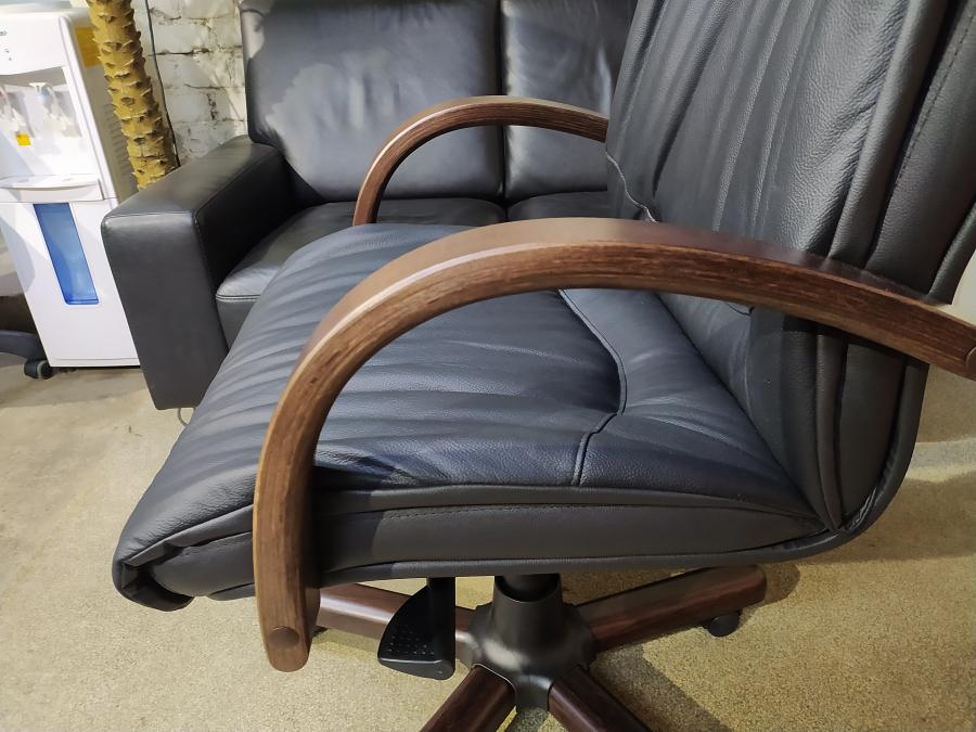 Кресло руководителя Шеф Новое