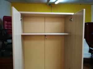 Шкаф для одежды Лидер (дуб феррара) Новый!