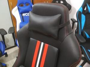 Кресло компьютерное геймерское VIVA 6608, кож.зам (НОВОЕ)