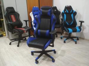 Кресло компьютерное геймерское VIVA 6601. НОВОЕ!