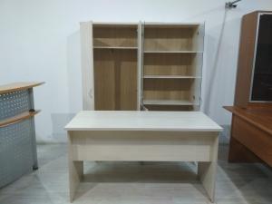 Комплект мебели ЛИДЕР 140 (светлый дуб) НОВЫЙ!