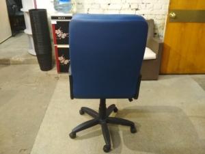 Кресло руководителя Орман экокожа Новое