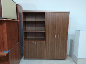 Комплект шкафов для кабинета руководителя ПРЕСТИЖ. Новый