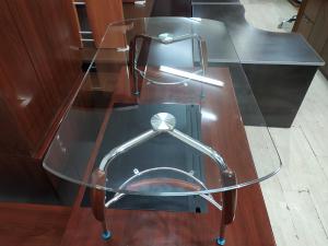 Стол журнальный стекло СТ-261. Новый