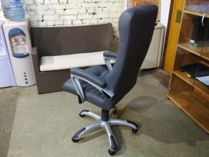 Кресло руководителя Атлант Нью (серый) Новый
